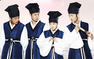 Jalgeum Quartet of Sungkyunkwan Scandal