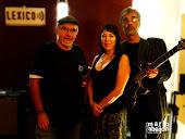 Con Laura Hatton y Rodolfo Gorosito