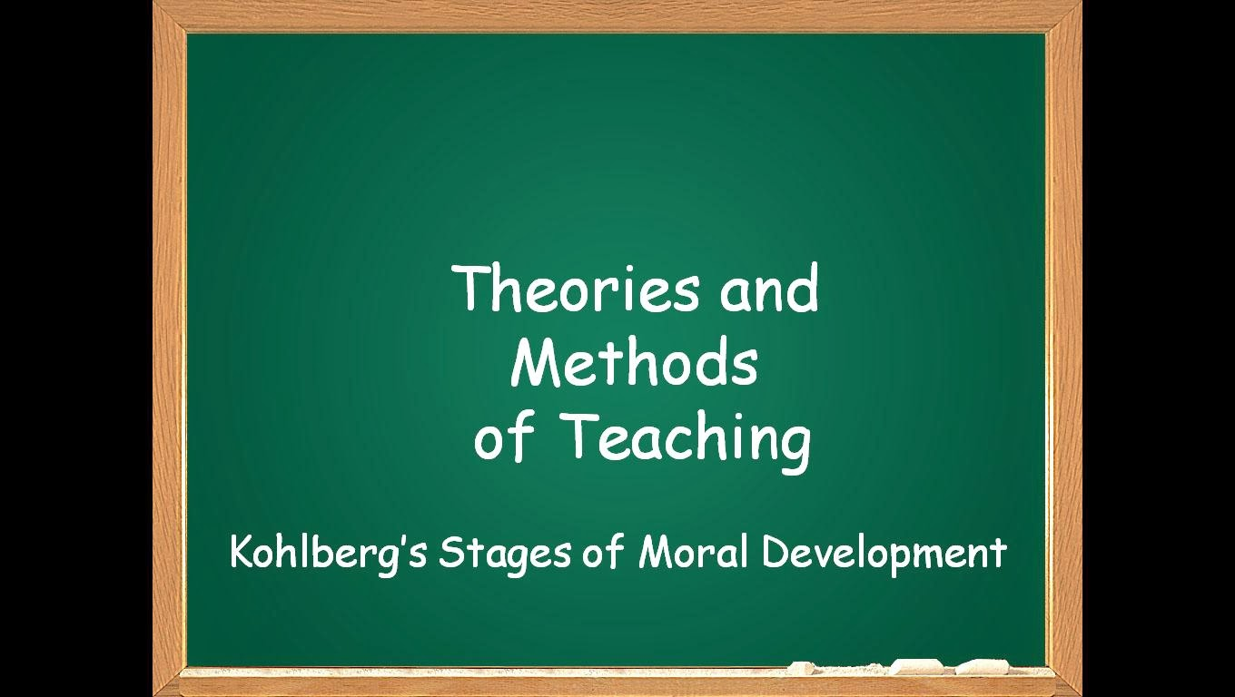an analysis of lawrence kohlbergs stages of moral development on evolution learning theory Analyzed primarily using one-way analysis of variance results: of the 192   conclusions: these results demonstrate a lack of evolution  keywords: medical  education, moral development, medical training  groundbreaking work by  lawrence kohlberg,11  kohlberg's theory consists of three levels, each  representing.