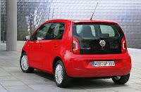 Volkswagen Eco Up! 5-Door (2012) Rear Side