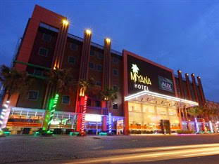 Hotel Murah Dekat Kuala Namu - Miyana Hotel