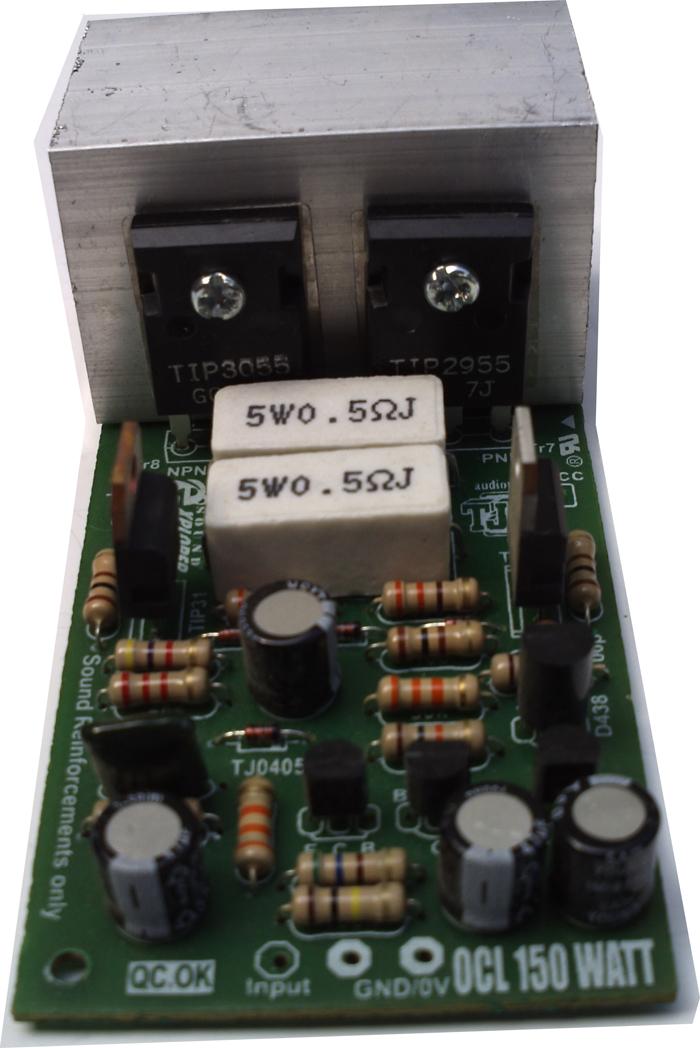 Power Ocl 500 Watt Kit Power Mono 75 Watt Ocl