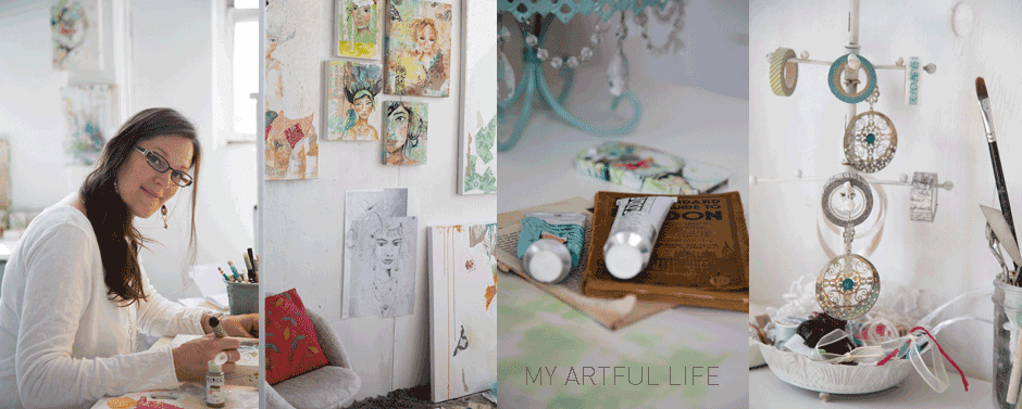 Red Pear Creative : My Artful Life