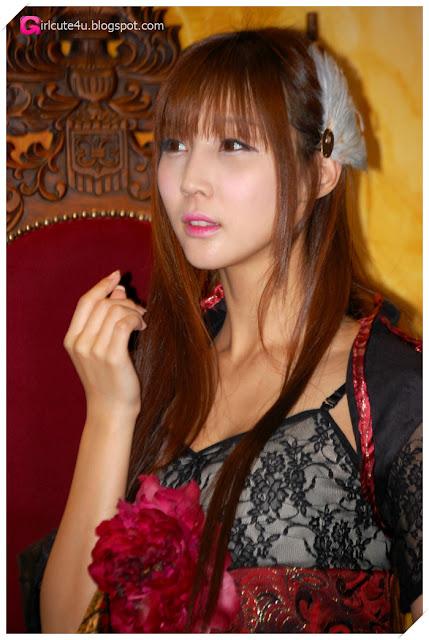 7 Lee Yoo Eun - G-Star 2011-very cute asian girl-girlcute4u.blogspot.com