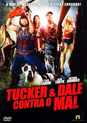 Tucker e Dale Contra o Mal - BDRip Dual Áudio