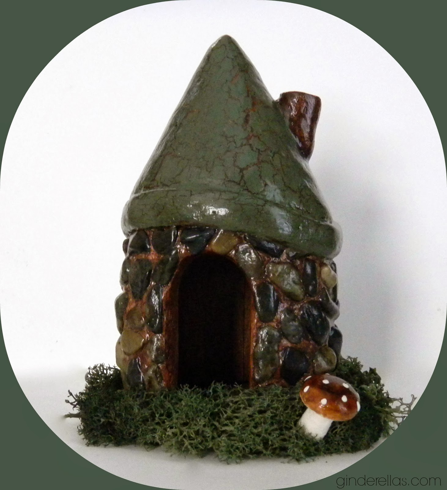Ginderellas Fairy Garden House