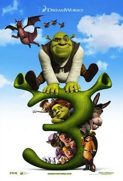 Gã Chằn Tinh Tốt Bụng 3 - Shrek The Third 2007 (2007) Poster