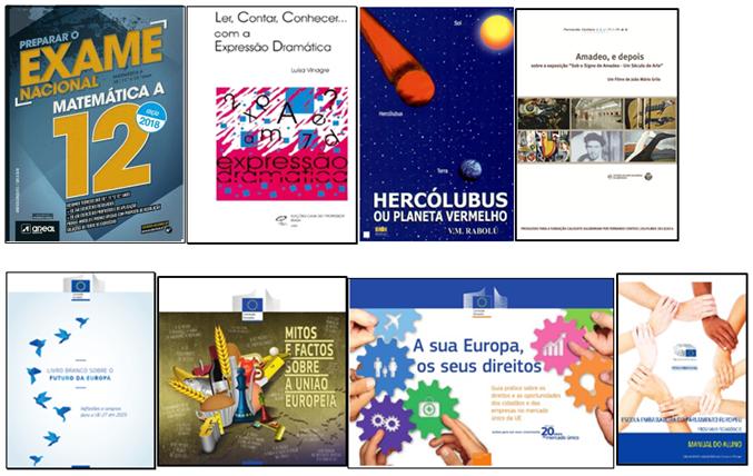 Novidades_livros e CD