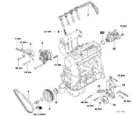 Mitsubishi Mirage Service Manual Pdf Wiring Diagrams on wiring diagram for 1997 mitsubishi lancer