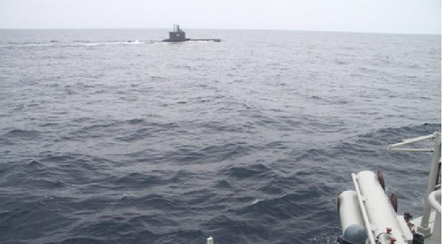 LAKS OPS Tameng Hiu 13 - Latihan Anti Kapal Selam TNI AL