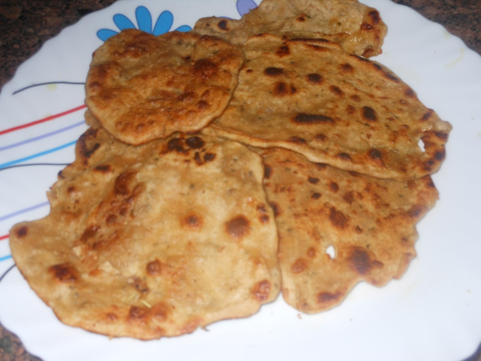 how to cook unleavened bread