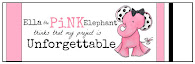 I'm Unforgettable at The Pink Elephant...27/3/13