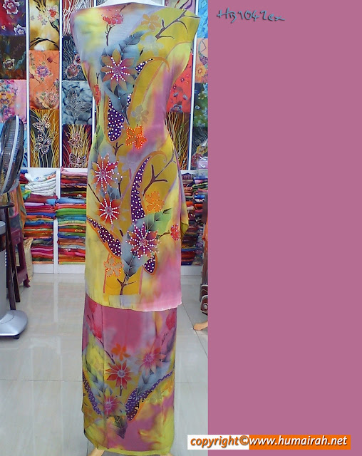 MARBLE RAINBOW EXCLUSIVE - BATIK SUTERA