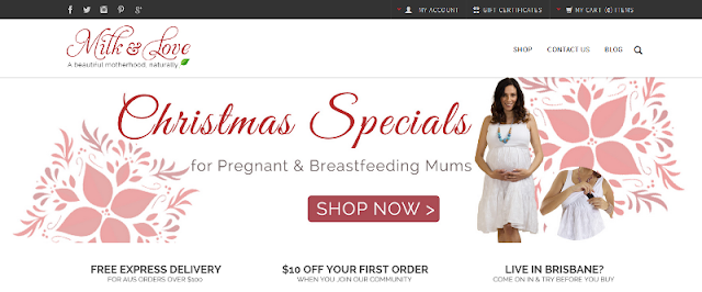 leading online shop for breastfeeding and maternity clothes