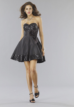 little black party dresses