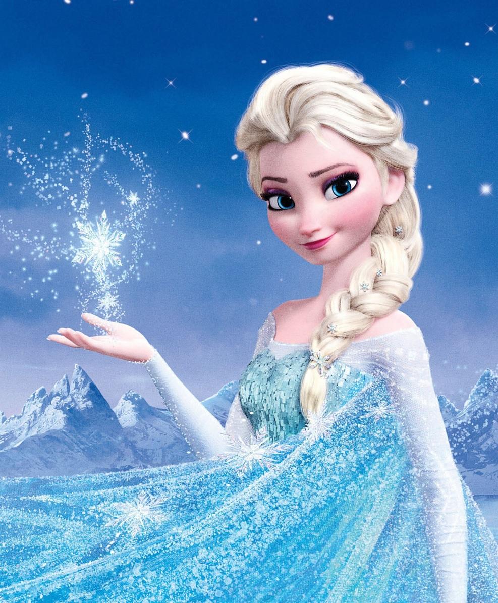 Mis Vestidos de Novia: Novias de cuento de hadas: Elsa de Frozen ...