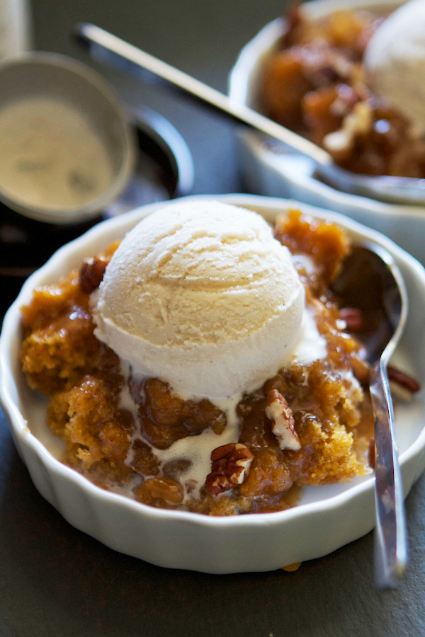 ... and Natural Wellness: Organic Pumpkin Pecan Cobbler.... Say What