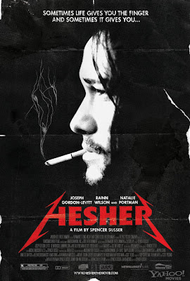 Watch Hesher 2011 BRRip Hollywood Movie Online | Hesher 2011 Hollywood Movie Poster