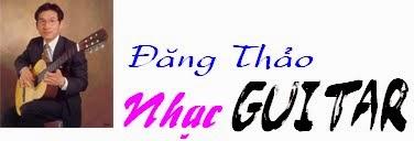 Nhạc Guitar - Nguyễn Đăng Thảo