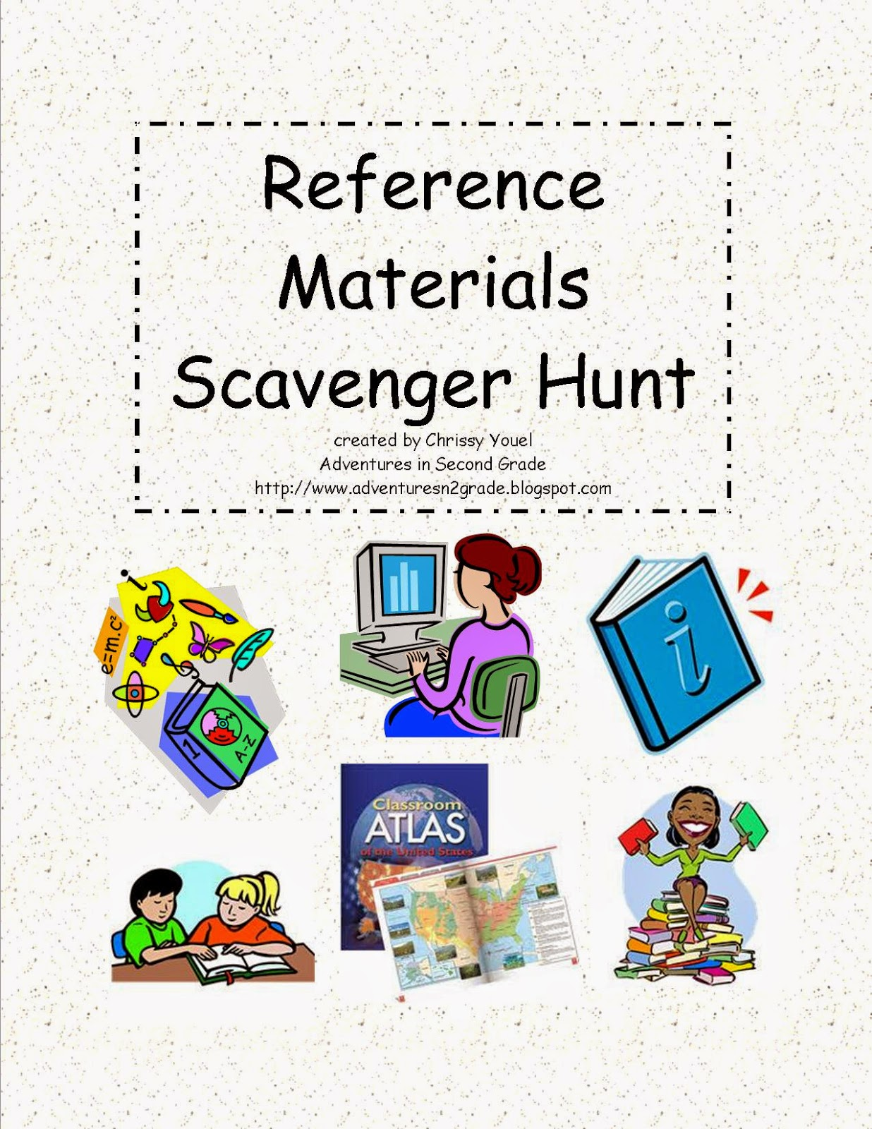http://www.teacherspayteachers.com/Product/Reference-Detectives-A-Bundle-1212503