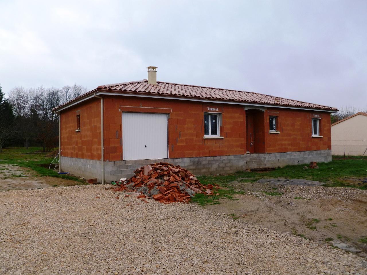 Blog construction maison bbc sandra et micha l avec villas et maisons de france vmf janvier - Couleur jaune paille ...