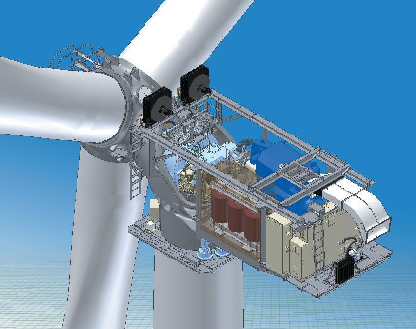 fabricantes de turbinas de vapor: