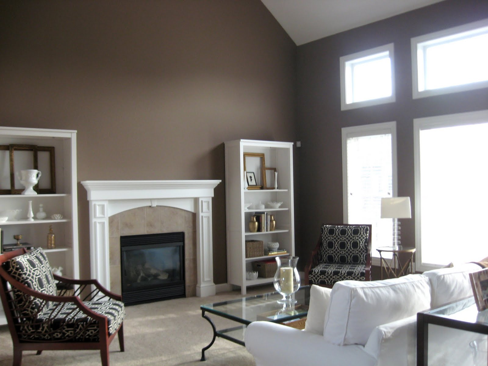 14 awesome portraits of great room paint colors homes for Great room wall ideas