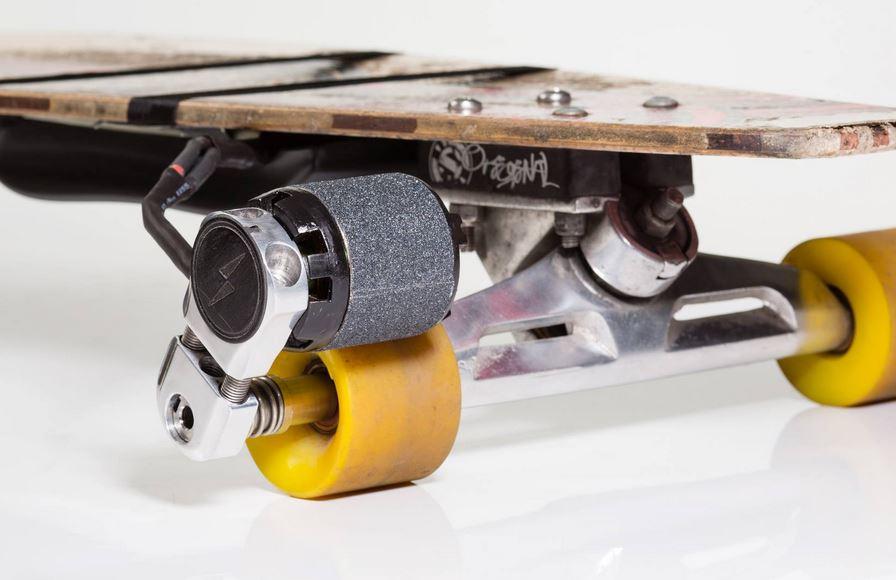 Wackyboards Kickr Electric Skateboard