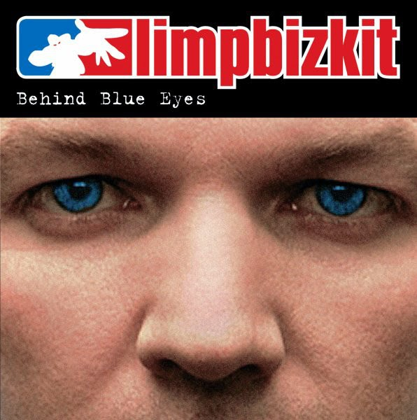 Limp Bizkit - Behind Blue Eyes - EP Cover