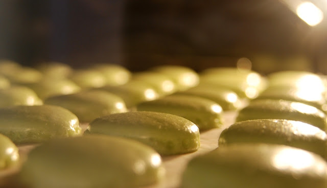 recette macarons inrattables