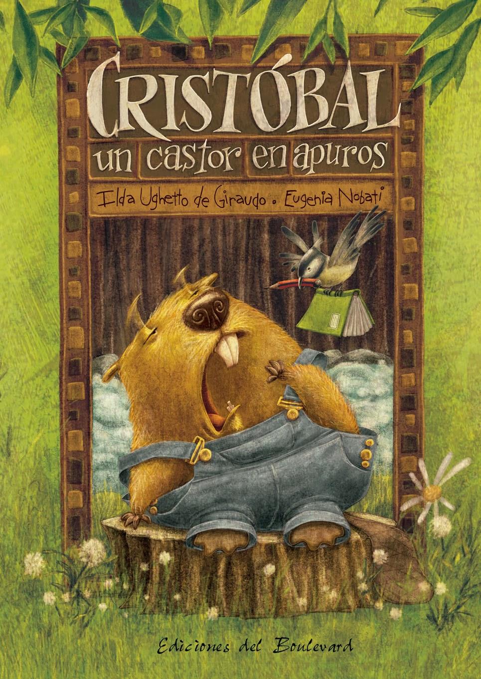 Cristobal, un castor en apuros
