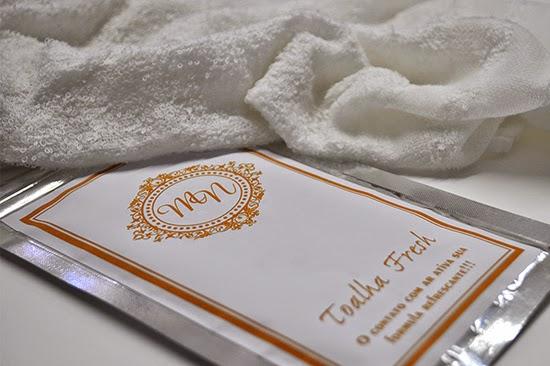 toalhas fresh, casamento