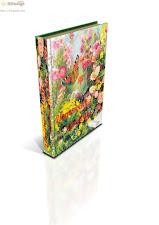 """Книга-органайзер """"Цветочный календарь"""""""