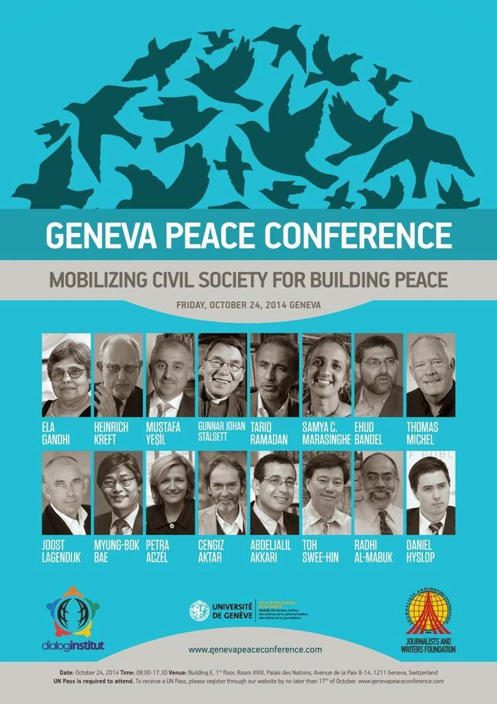 Geneva Peace Conference