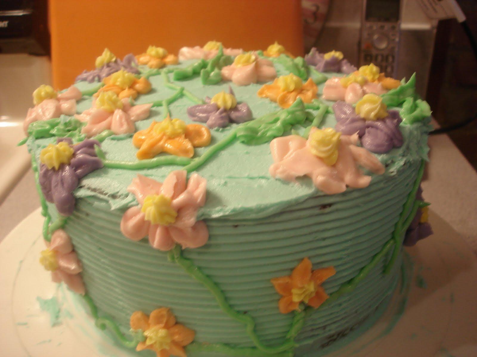 A Kitchen In Brooklyn: Sasha\'s Kitchen: Garden Party Themed Three ...