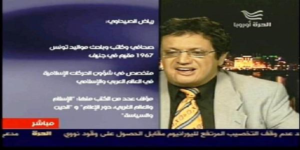 رياض الصيداوى يكتب : لماذا ارفض الظهور فى قناة الجزيرة