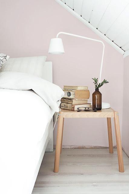 Dormitorio con color rosa cuarzo 1014006