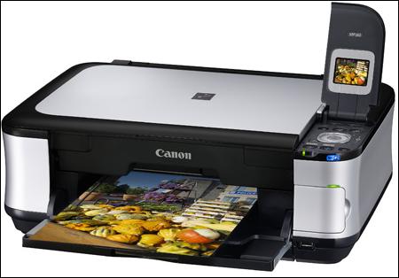 Скачать принтеру сканер canon mp540 драйвер