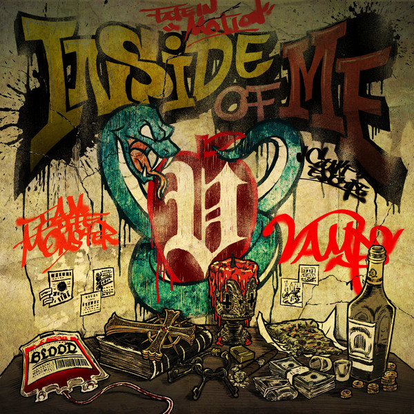 [Single] VAMPS – INSIDE OF ME feat. Chris Motionless (2016.07.29/MP3/RAR)
