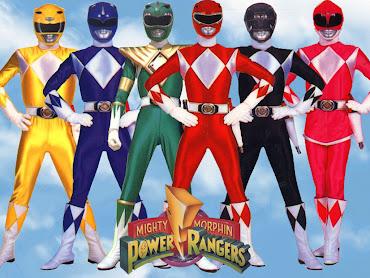 #14 Power Rangers Wallpaper