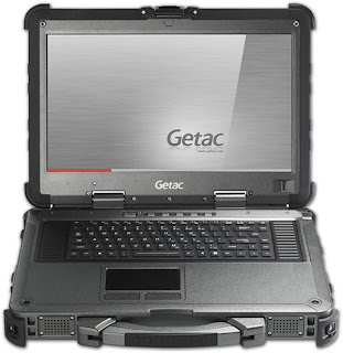 Getac X500 MIL-STD-810G and IP65 Certified
