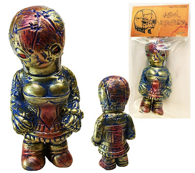 Jay222 x Max Toy Co Painted Lady Vengeance Vinyl Figure