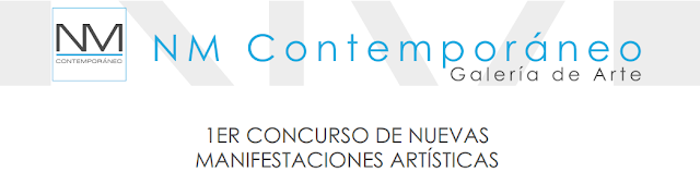 1er concurso de nuevas manifestaciones artísticas NM contemporáneo
