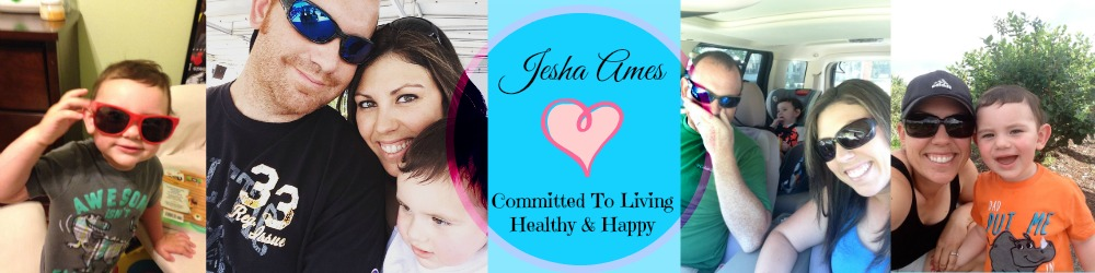 Jesha Ames - Committed To Living Healthy & Happy