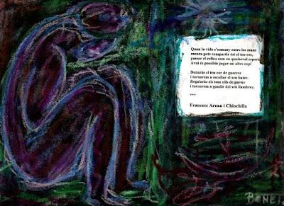 Quan la vida s'esmuny entre les mans... (Ramon Navarro Bonet)