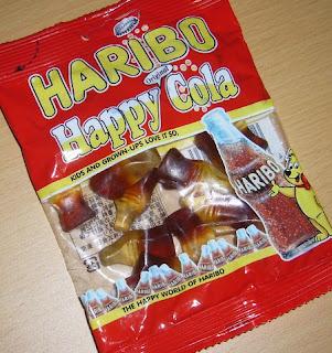 ハリボー(HARIBO) original Happy Cola ハッピーコーラ味