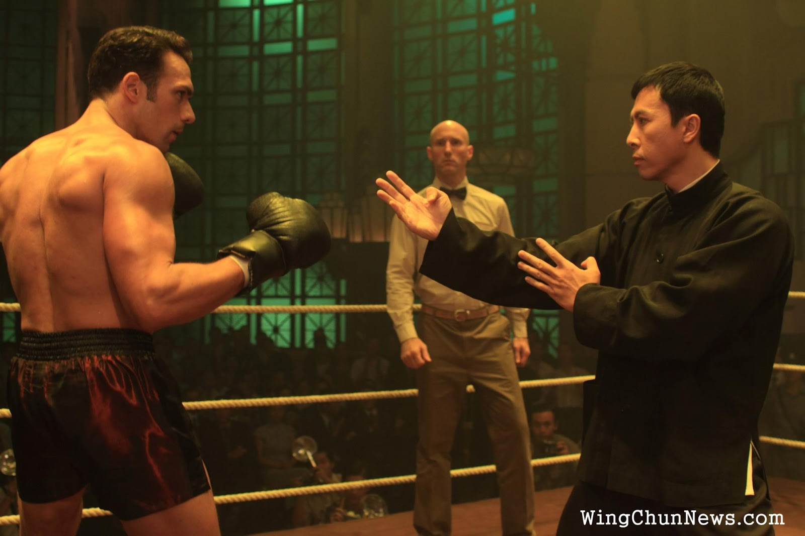 Twister - Ip Man 2