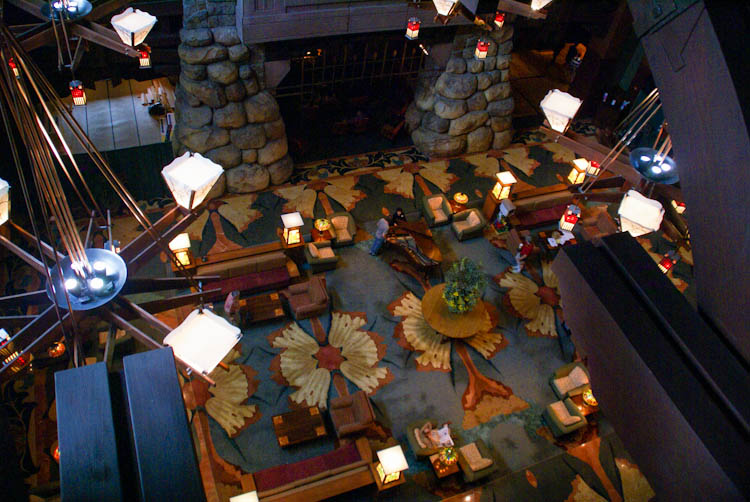 The Grand Californian Hotel | Ribbons Down My Back