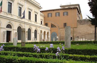 Lugares Turisticos en Roma, Museo Nacional Romano, Museos de Roma, Que visitar en Roma, Turismo en Roma, Palacio Maximo, Palacio Altemps, Termas de Diocleciano, La Cripta Balbi,