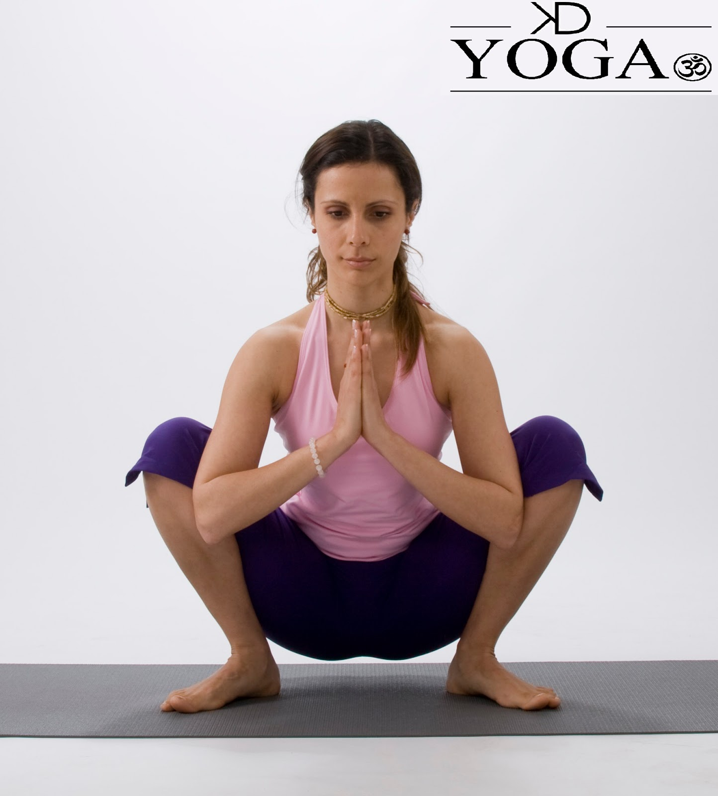 pictures How to Do the Garland Pose in Yoga